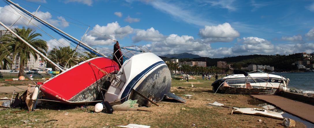 Reconnaissance de l'état de catastrophe naturelle Tempête Adrian et épisode orageux du 7 octobre 2018