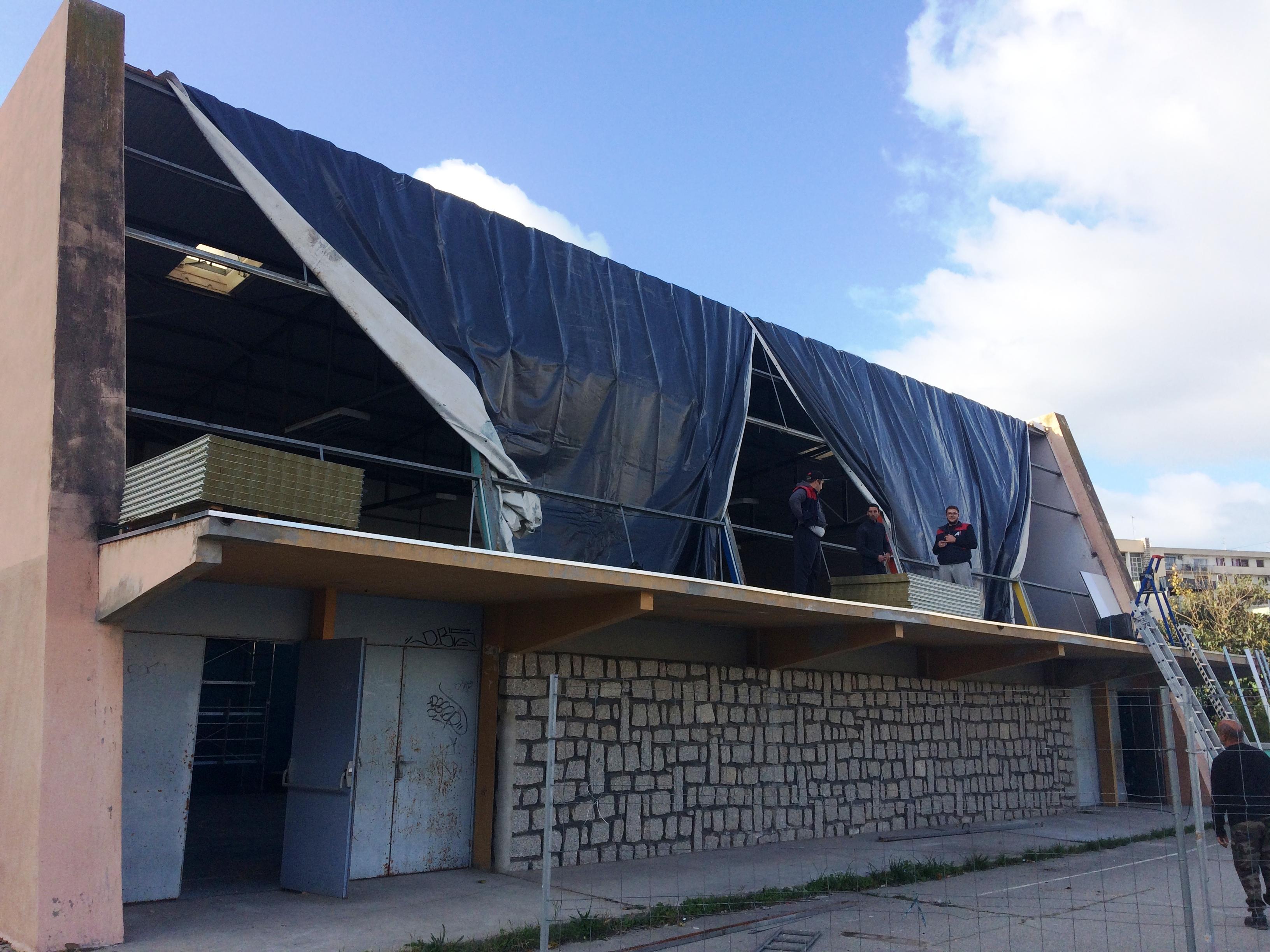 Rénovation réussie du gymnase Saint-Jean
