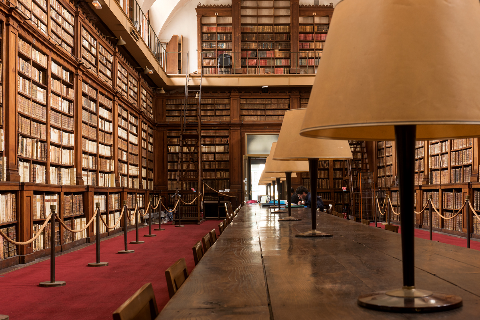 La Bibliothèque Fesch, gagne au loto