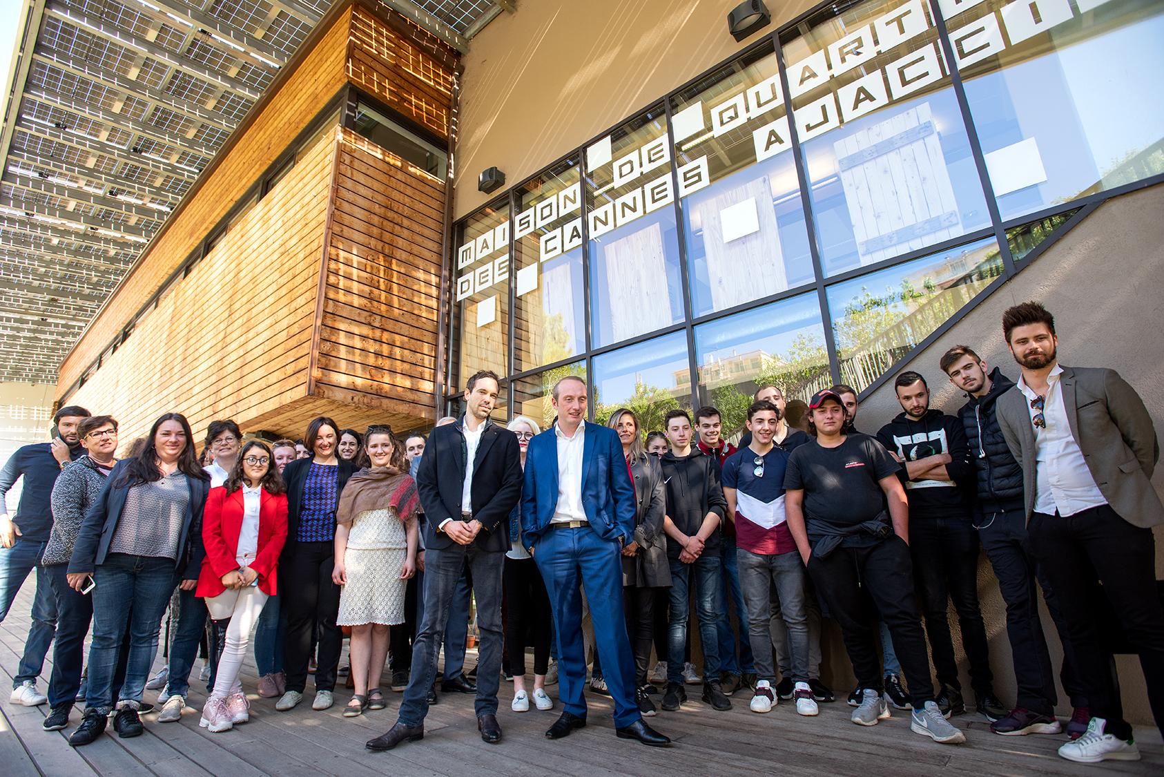 Le Coopérative d'Initiative Jeunes Corsica a organisé un séminaire pour faire mieux comprendre les mécanismes de l'Union Européenne et sensibiliser les jeunes sur l'importance de leur vote pour les prochaines élections européennes (photo Ville d'Ajaccio).