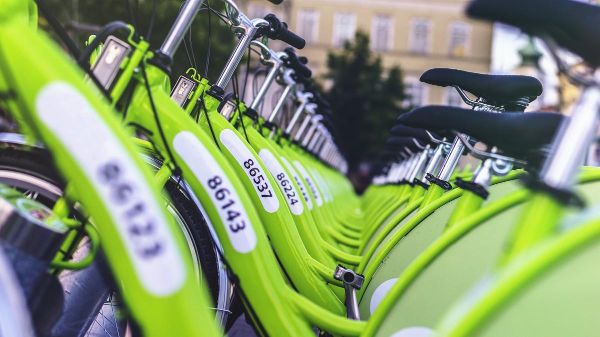 """Avis d'attribution """"d'une station de vélos électriques en libre service"""""""