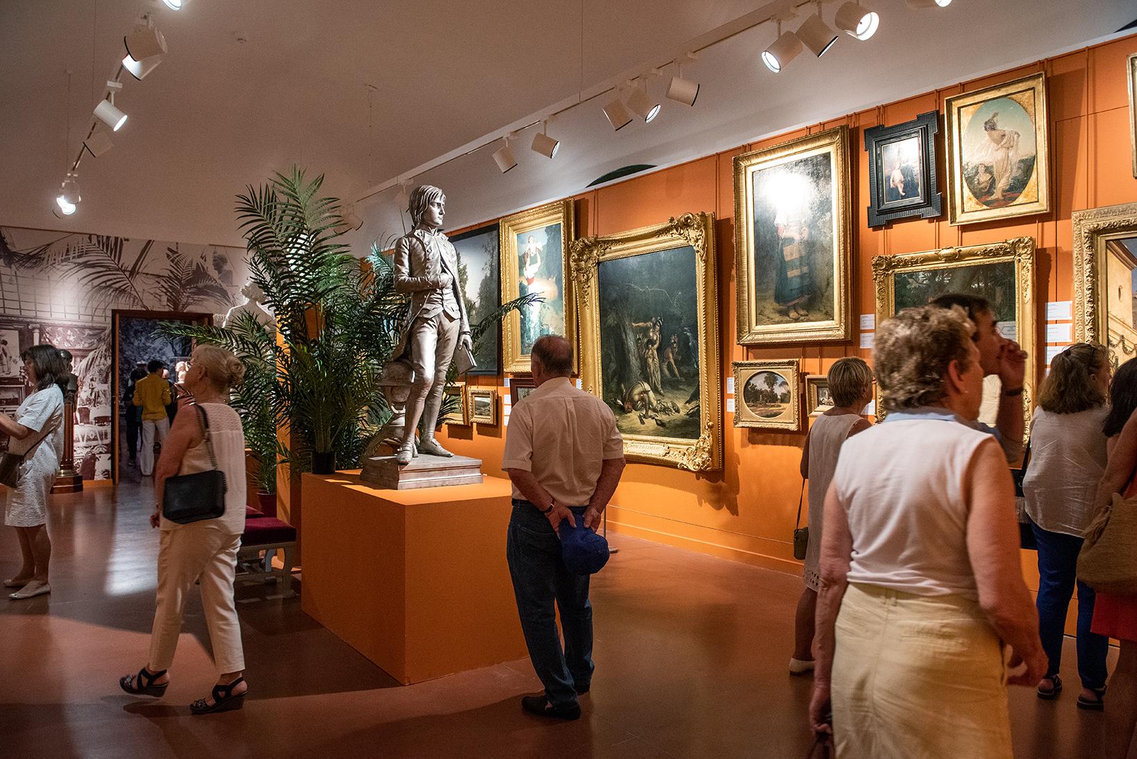 Un soir chez la Princesse Mathilde, une Bonaparte et les Arts