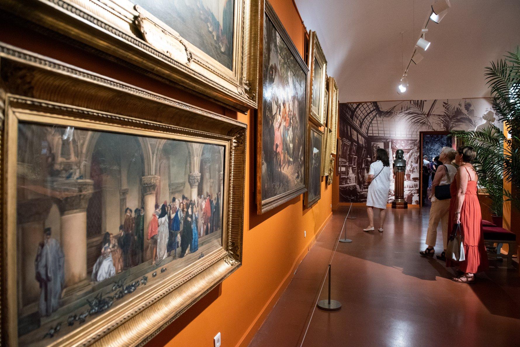 Le mois de juillet au Palais Fesch-Musée des beaux-arts