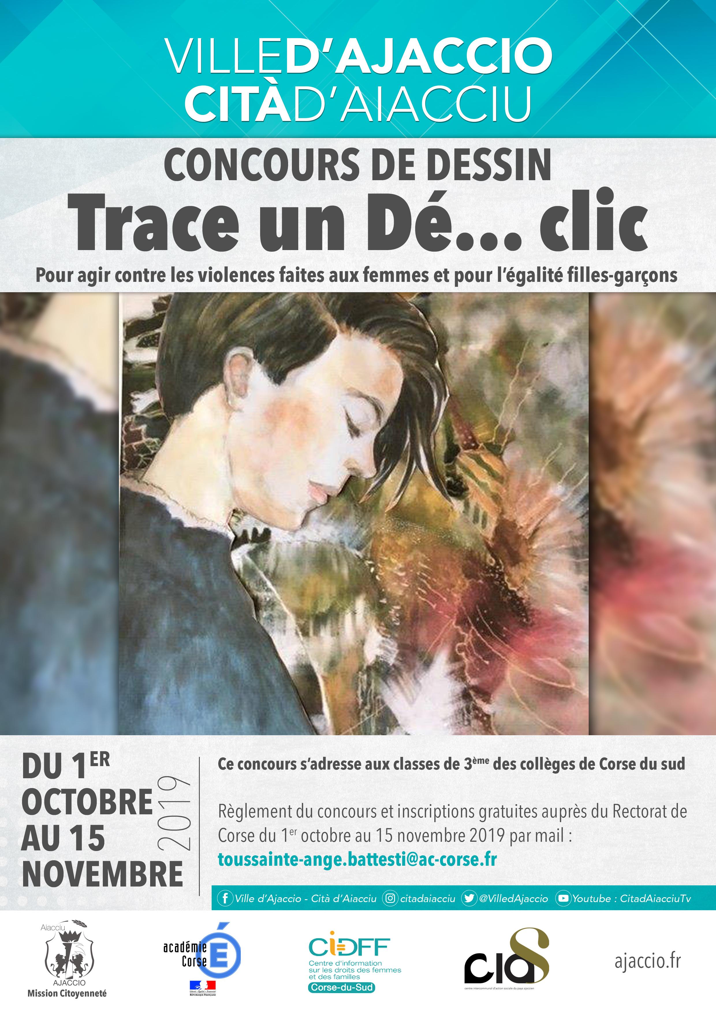 Expositions, concours d'affiches et théâtre pour dénoncer les violences faites aux femmes