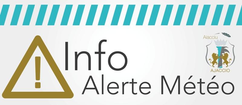 Info Météo vigilance orages et pluies-inondation du 23 au 25 octobre