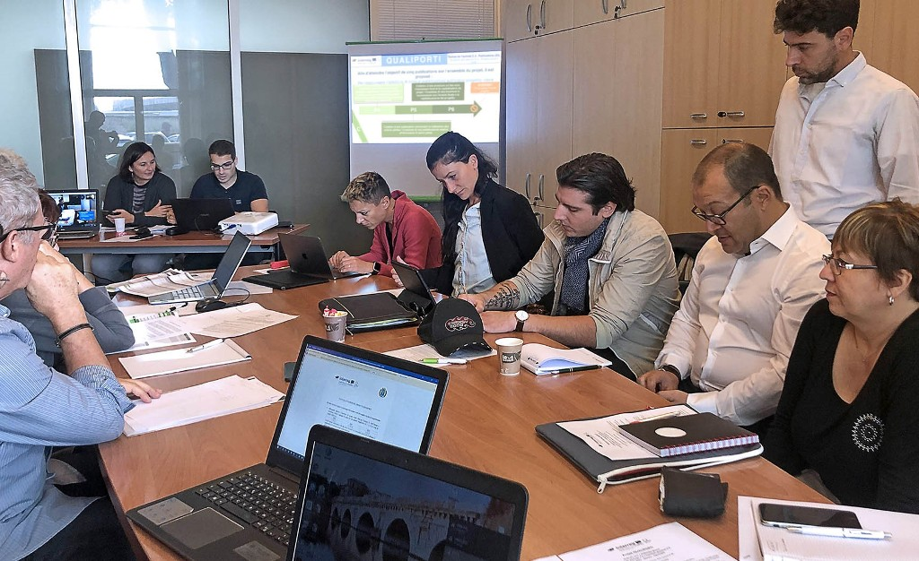 5e Comité de Pilotage Qualiporti à Savone