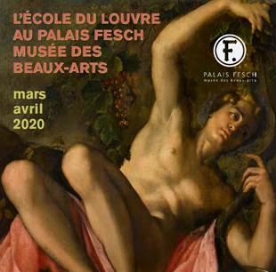 L'école du Louvre explore les mythes grecs mis en images au Palais Fesch. Inscrivez-vous !