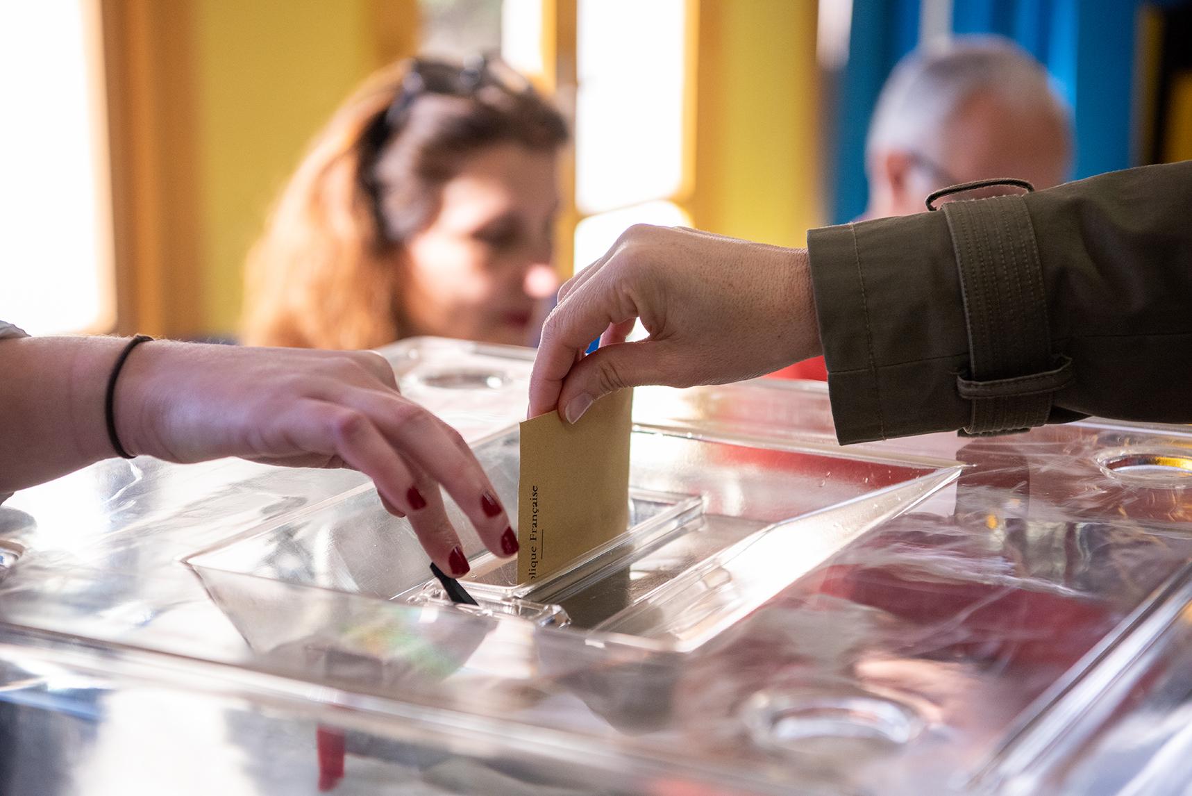 Les résultats du premier tour de l'élection municipale d'Ajaccio