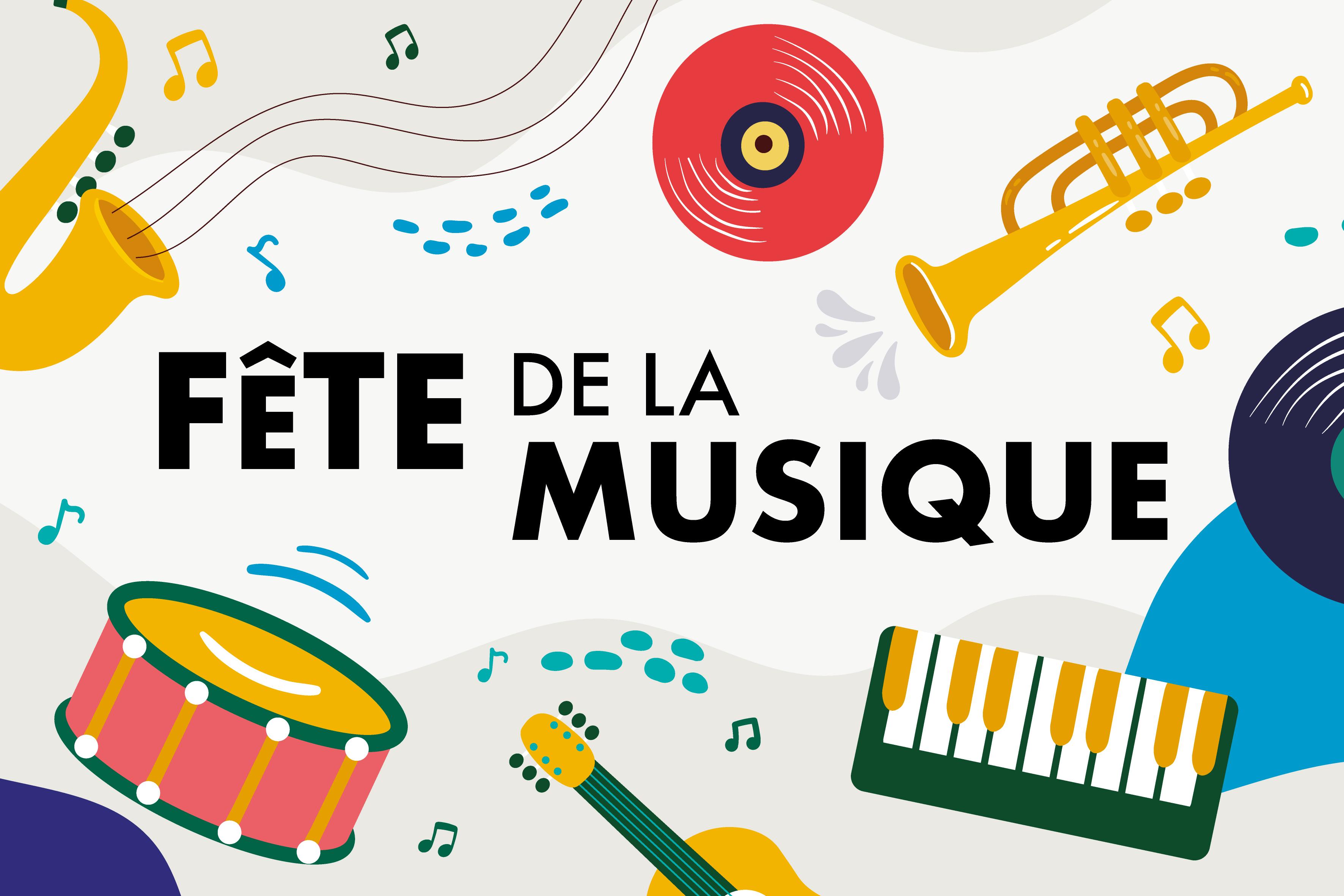 Un bus musical pour fêter la Musique Dimanche 21 juin 2020