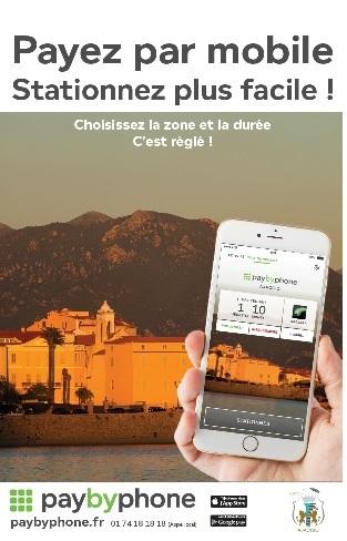 Stationner en centre ville à Ajaccio