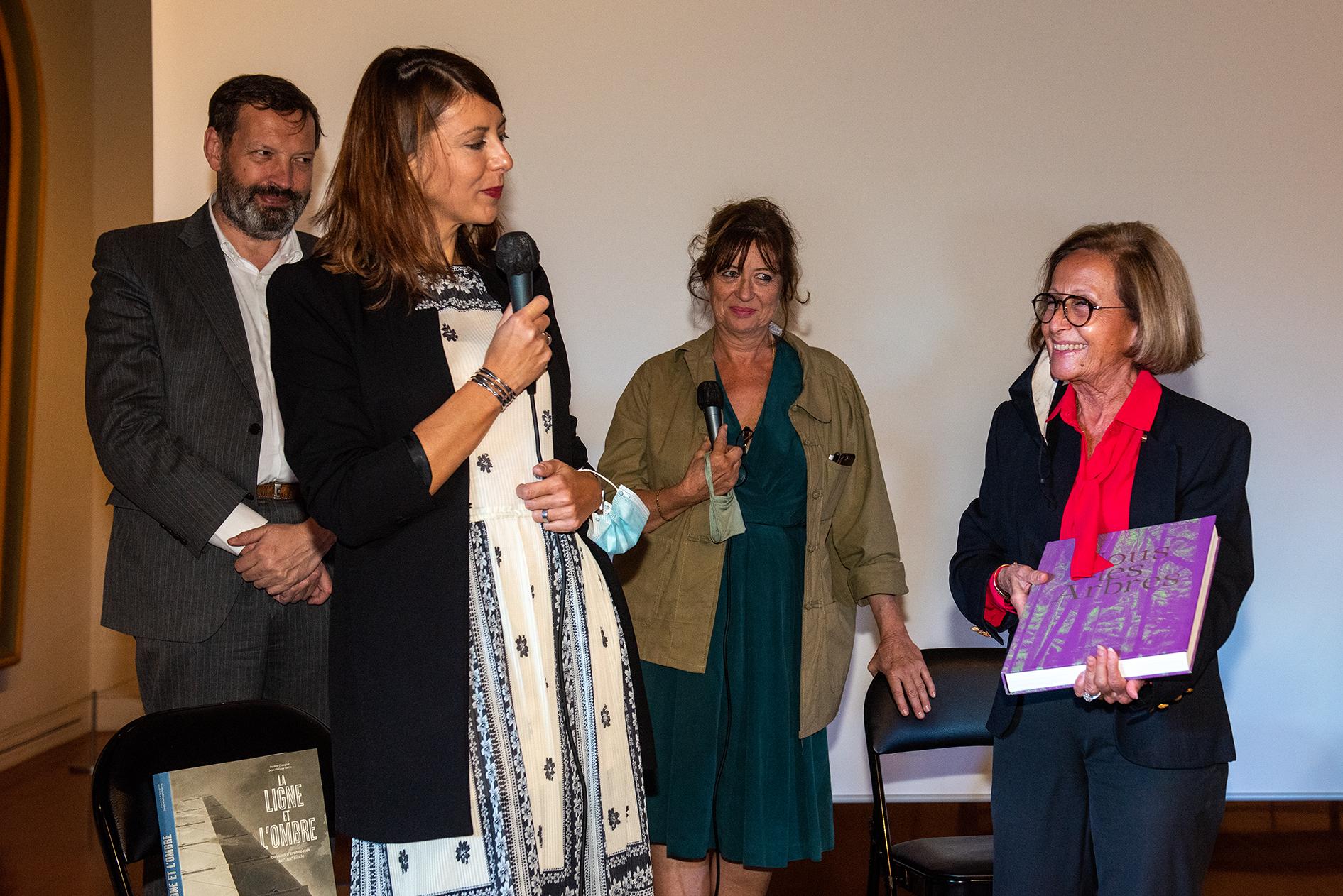 Ajaccio remet le Prix du Livre d'Art, une première nationale