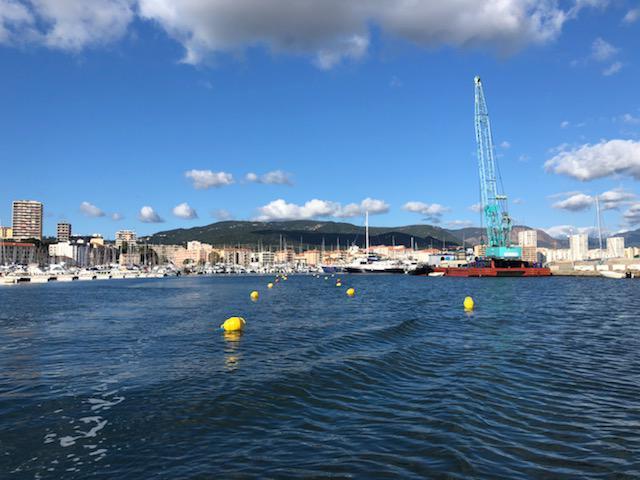 Opération de Modernisation du port de plaisance Charles Ornano