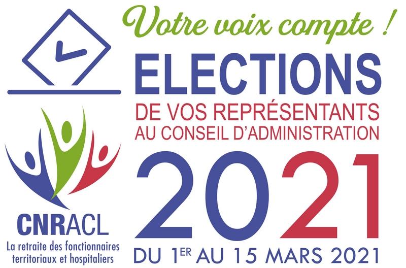 Retraités de la CNRACL : élection de vos représentants au conseil d'administration