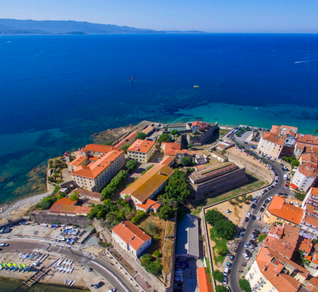 Valorisation et ouverture de la Citadelle d'Ajaccio, appels à création
