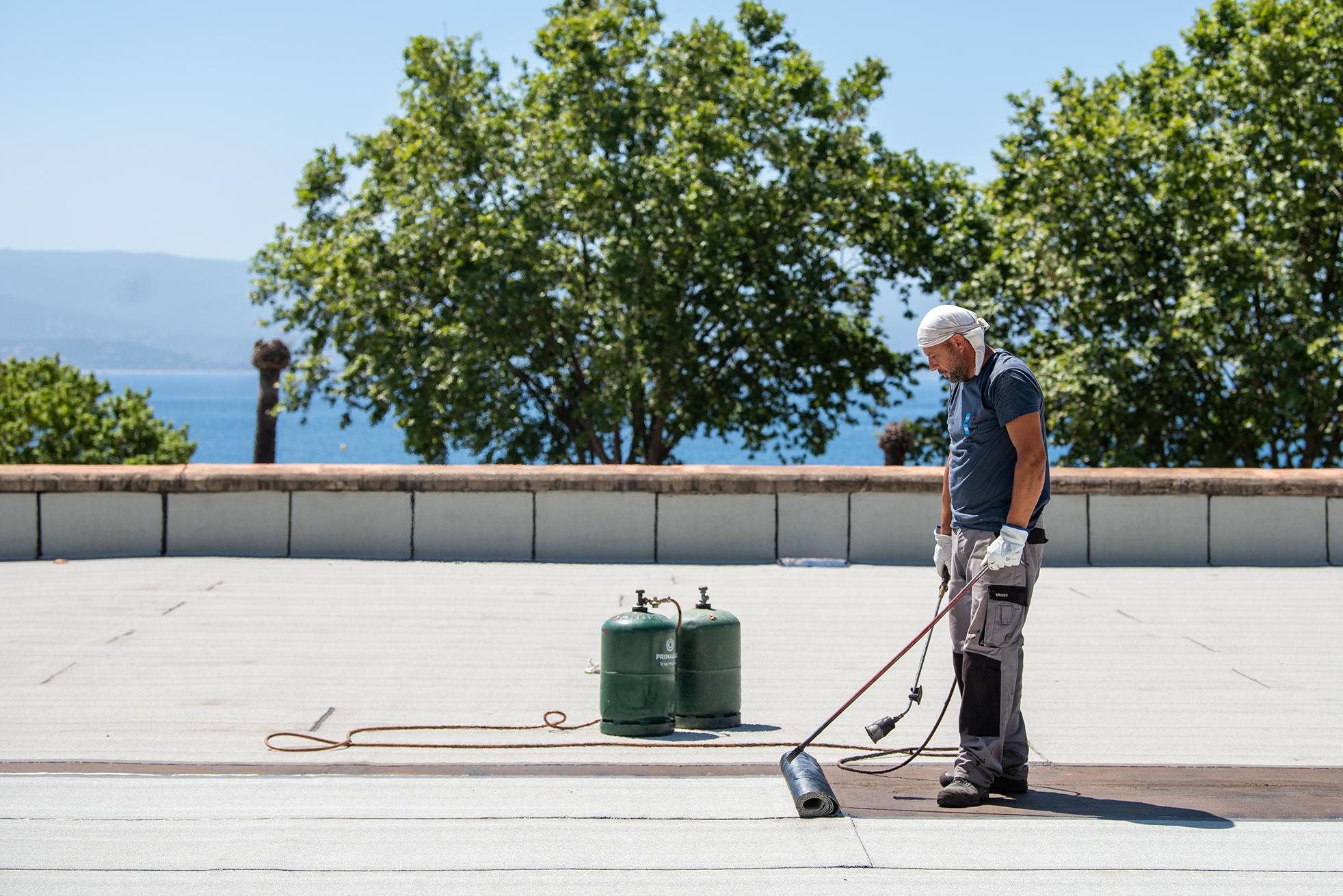 Isolation des bâtiments publics, la Ville d'Ajaccio innove