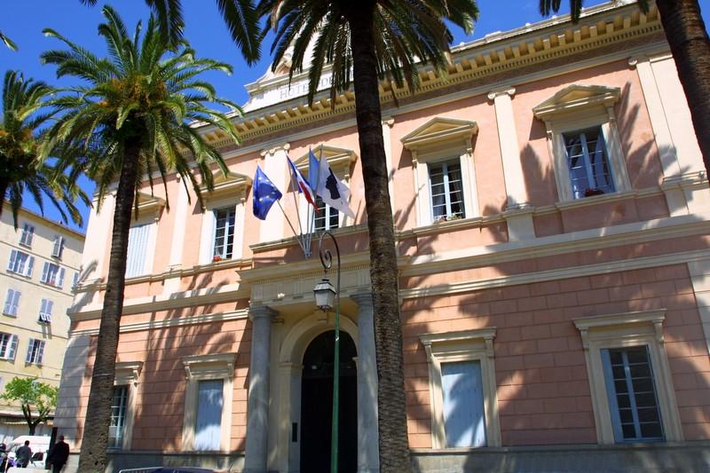 Réunion du conseil municipal - Adunita di u cunsigliu municipali