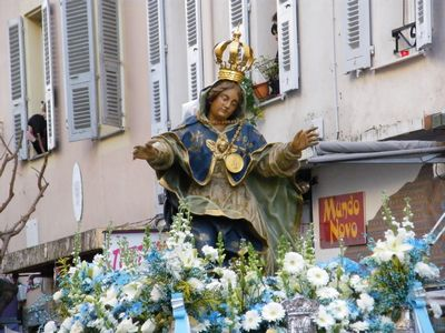 Renouvellement de la consécration de la Corse à la Sainte Vierge