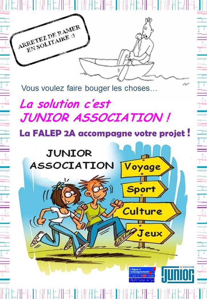 Junior Association : tu as un projet avec des amis, tu as entre 12 et 18 ans, tu peux répondre à l'appel à projet 2015 et te faire aider !!!