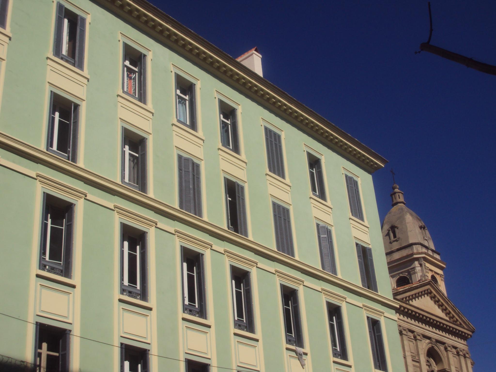 Rénovation patrimoniale 27 cours Napoléon