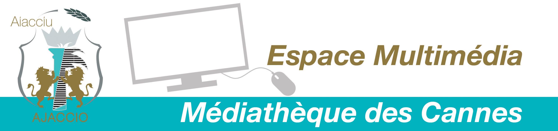 Médiathèque des Cannes, les ateliers informatiques