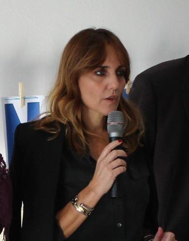 Caroline Corticchiato, déléguée au développement social et au CCAS présente les actions et les projets de sa délégation.