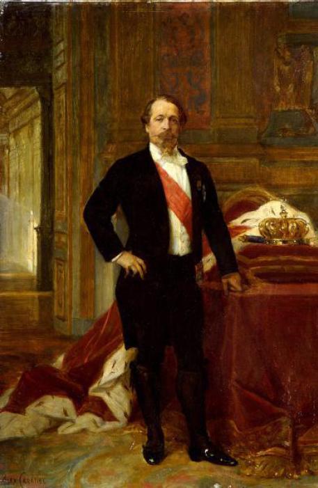 Franceschini-Pietri, dernier fidèle de Napoléon III