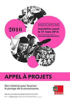 APPEL A PROJETS MAIF