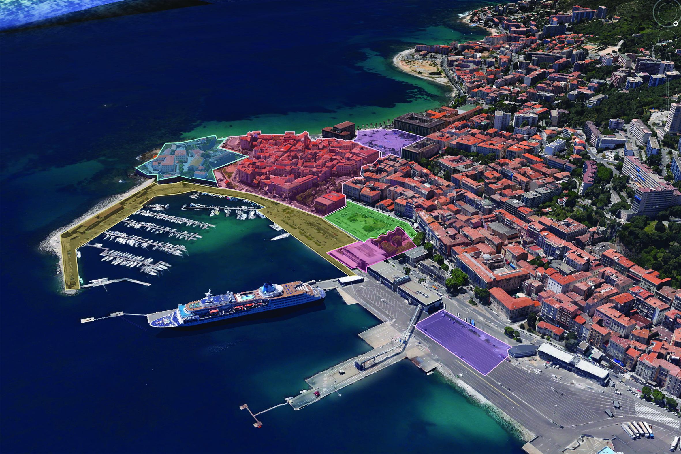 Ajaccio 2030,un programme d'aménagements ambitieux pour Ajaccio