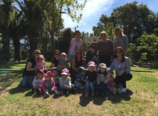 Sortie pour les enfants du multi-accueil A Ciucciarella