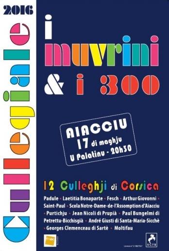 Concert I Muvrini & i 300 au Palatinu