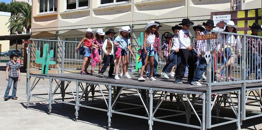 A l'école de Pietralba, les Tap se donnent en spectacle