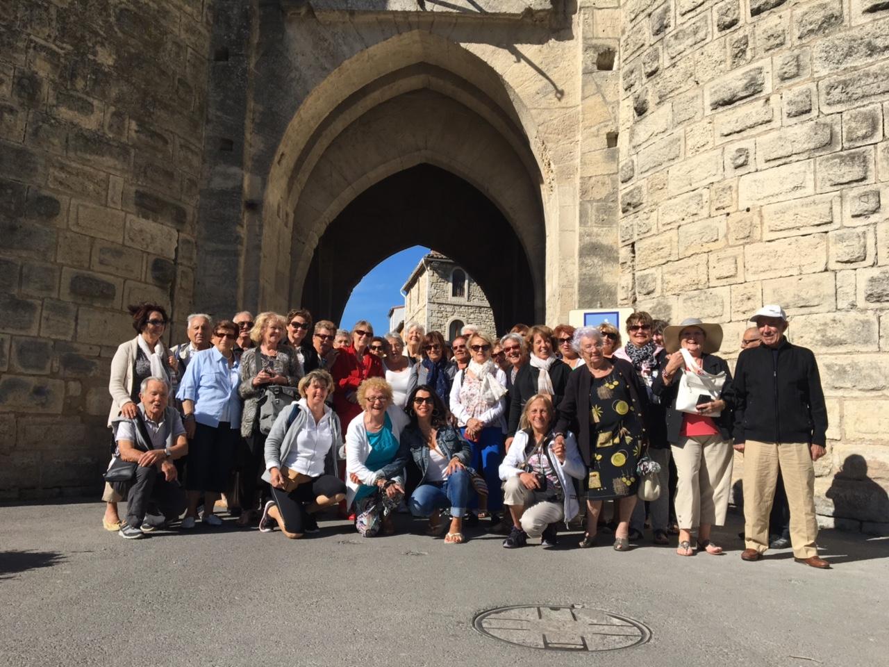 Voyage des retraités, «La Camargue et Côte Languedocienne»