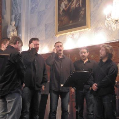 Concert Polyphonies - Les Voix de l'Emotion