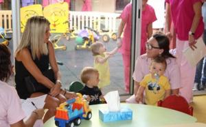 A Ajaccio, l'aide à la parentalité se développe dès la crèche