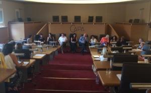 Elaboration d'un projet social intercommunal, 3ème rencontre