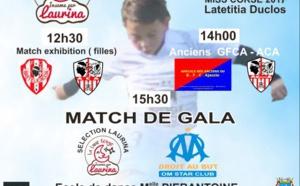 Inseme per Laurina samedi 25 mars stade d'Afa