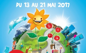 Fête du Sourire du 13 au 21 mai 2017, organisée par l'Association des Paralysés de France