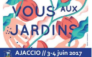 Les 3-4 juin Rendez-vous aux jardins