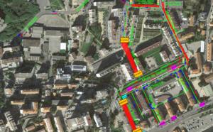 Travaux de requalification Cannes-Salines modification de la circulation à partir du 4 septembre