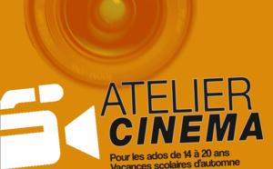 Atelier Cinéma ados 14-20 ans