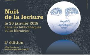 Les médiathèques fêtent la Nuit de la lecture