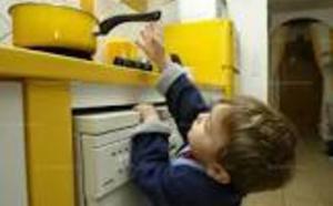 CAMPAGNE DE PREVENTION   « Les accidents domestiques de l'enfant »