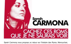 """Conférence """"Cachez ces roms que je ne s'aurais voir"""" par Sarah Carmona au Lazaret"""