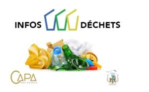 Infos déchets Eco gestes et consignes pour gérer au mieux sa production de déchets pendant la crise...et le reste de l'année