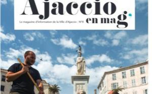 Ajaccio en Mag' est là, avec le printemps...