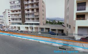 Travaux d'urgence Réseau d'eaux usées Avenue Napoléon III