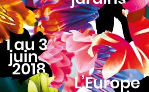 Les Rendez-vous aux jardins - 1,2 et 3 juin 2018