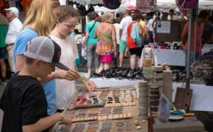 Le marché forain d'Ajaccio en vidéo