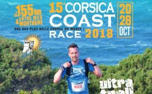 Etape Ajaccienne de la 15 ème Corsica Coast Race le 25 octobre 2018