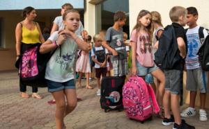 Mouvement de grève dans les écoles maternelles et élémentaire de la Ville d'Ajaccio lundi 12 novembre 2018